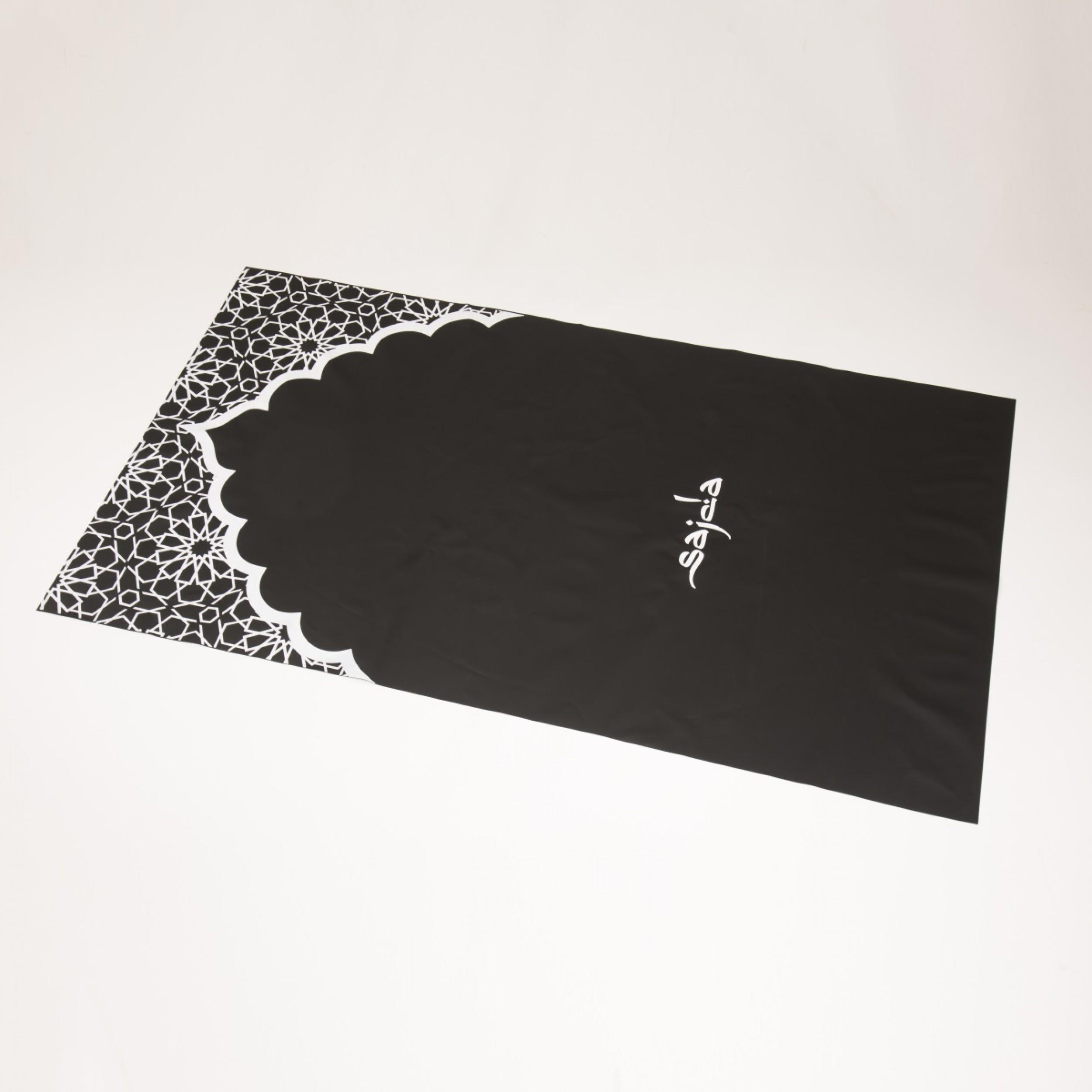 Ультракомпактный карманный непромокаемый коврик для молитвы (размер 112x63)