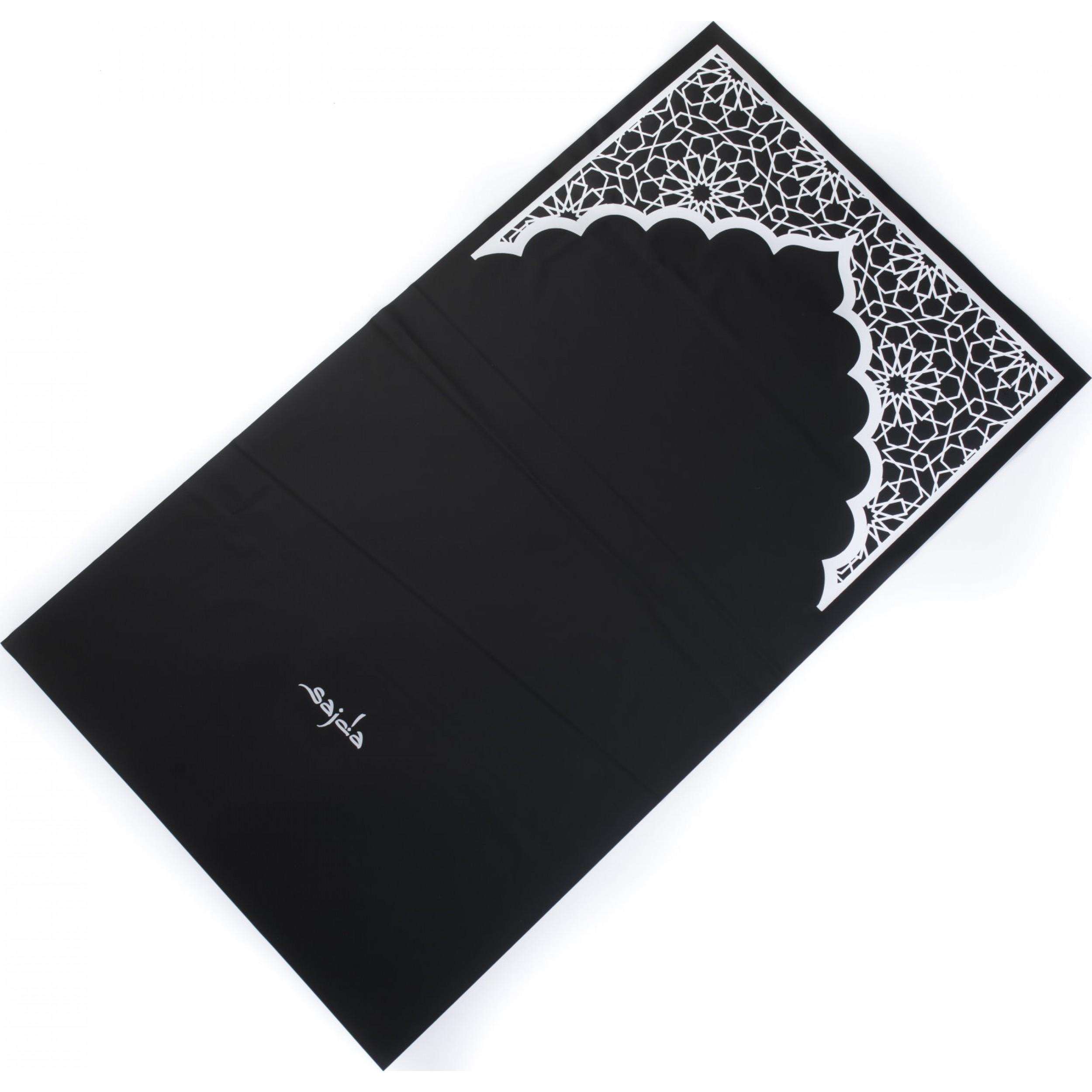 """Ультракомпактный карманный непромокаемый коврик для намаза """"Михраб"""" (размер 112x63)"""