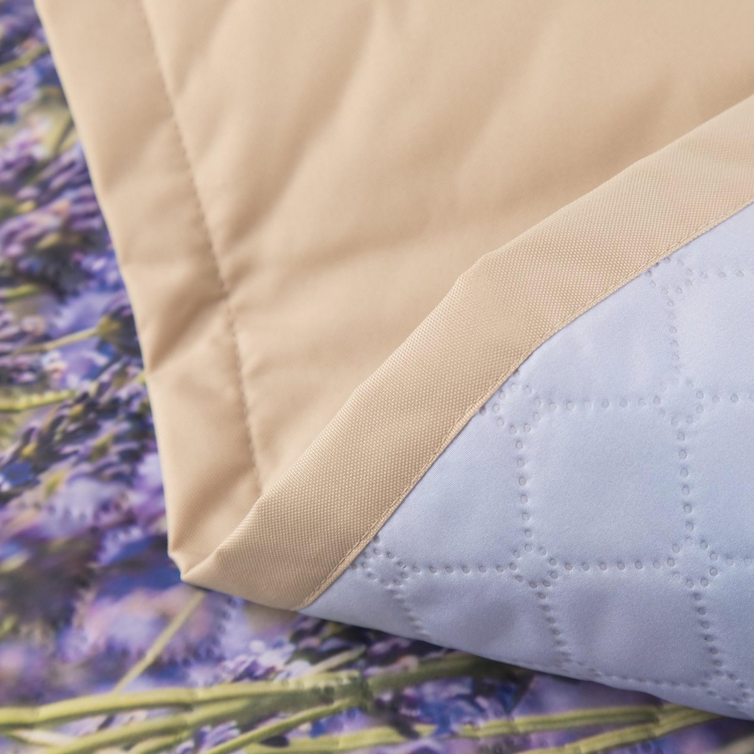 """Непромокаемый коврик для молитвы """"Лаванда"""" (размер 120x62)"""