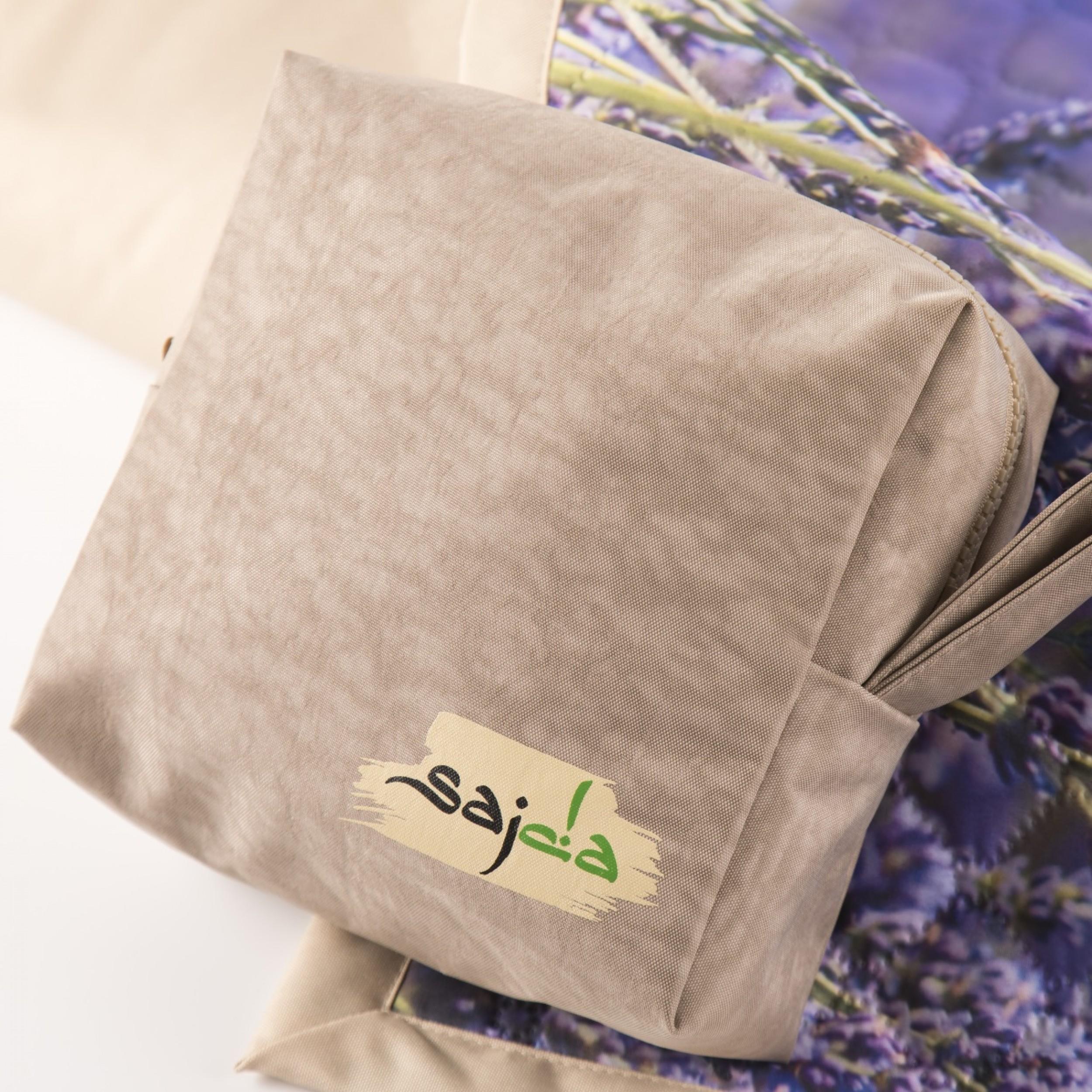 "Непромокаемый коврик для намаза ""Лаванда"" (размер 120x62)"