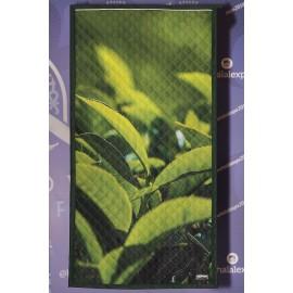 """Непромокаемый коврик для молитвы """"Чайные листы"""" (размер 120x63)"""