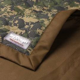 """Тактический непромокаемый коврик для молитвы """"Тайга"""" (размер 120x62)"""